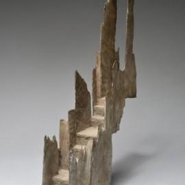 Escalier - 25x20x20 cm - Bronze Unique