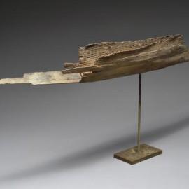 Série Barque Vannerie - Bronze Unique